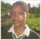 Aisha -Form 3 Kahuhia Girls High