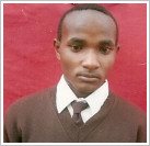 George -Form 3 Kilimo High School